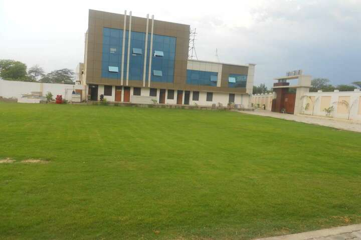 Hope Town International School-Play-Ground