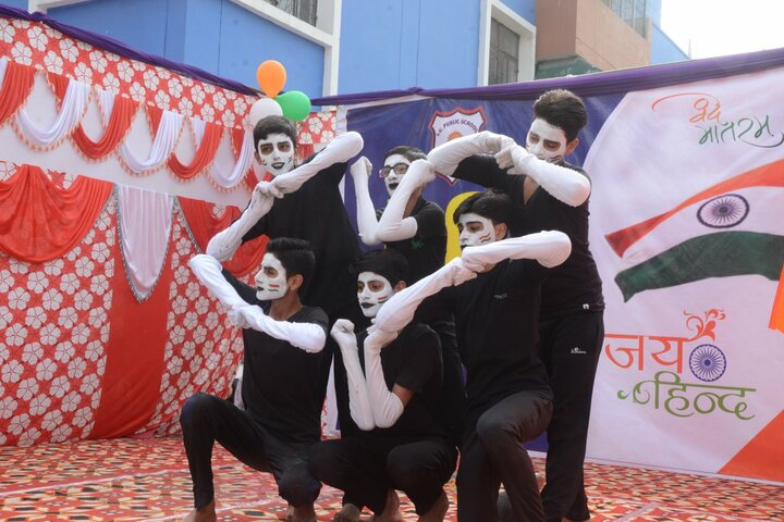I G Public School-Dance