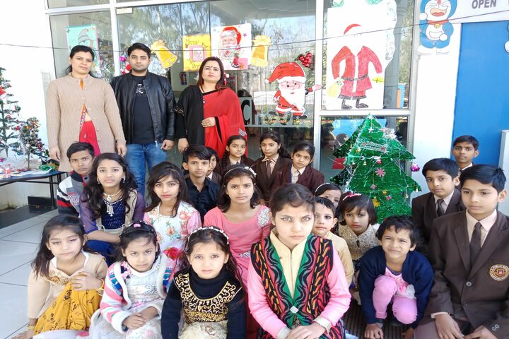 I G Public School-Christmas-Celebration