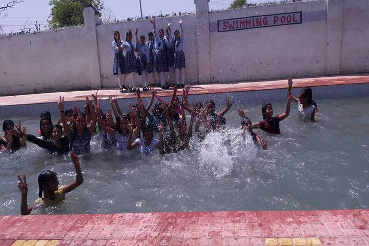 Ideal Public School-Swimming pool