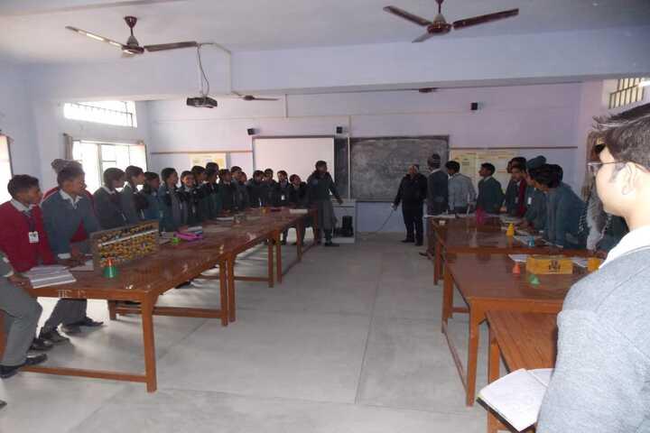 St Marys School-Math Lab