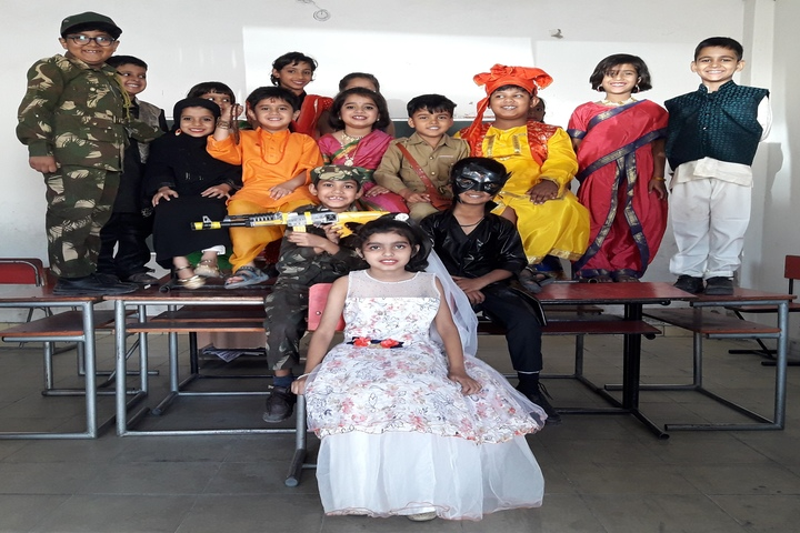 Imperial International School-Fancy-Dress