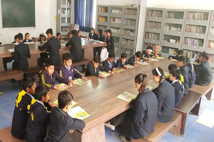 Imperial International School-Library