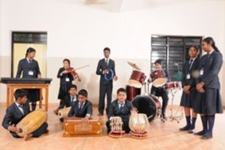 Imperial International School-Music-Room