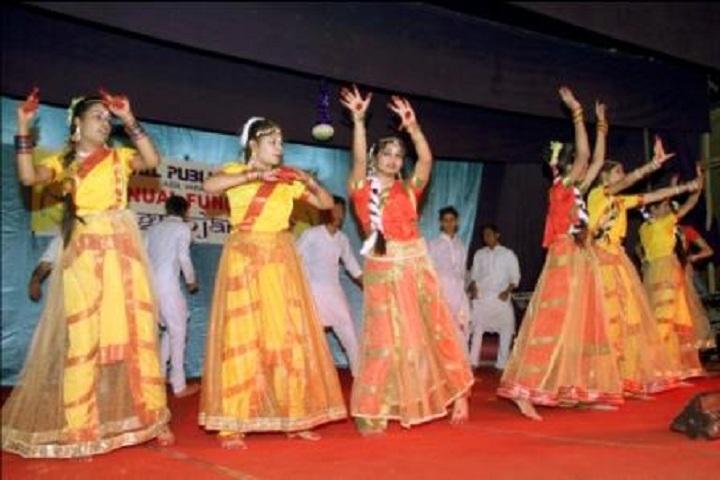 Imperial Public School-Dance