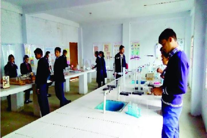 Impulse International School-Chemistry Lab