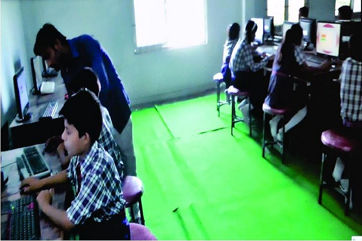 Impulse International School-Computer Lab