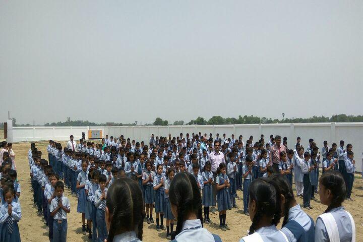 Incredible Public School-Prayer-View