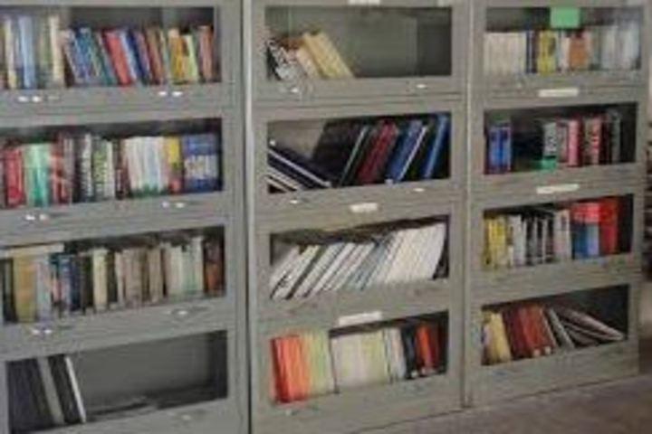 Incredible Public School-Library