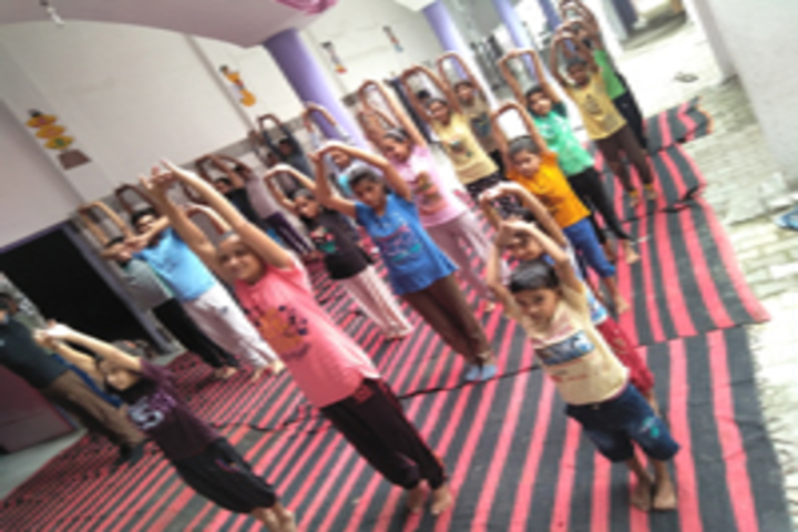 India Today Convent Academy-Yoga-Day