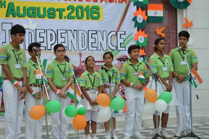 India Today Convent Academy-Independence Day