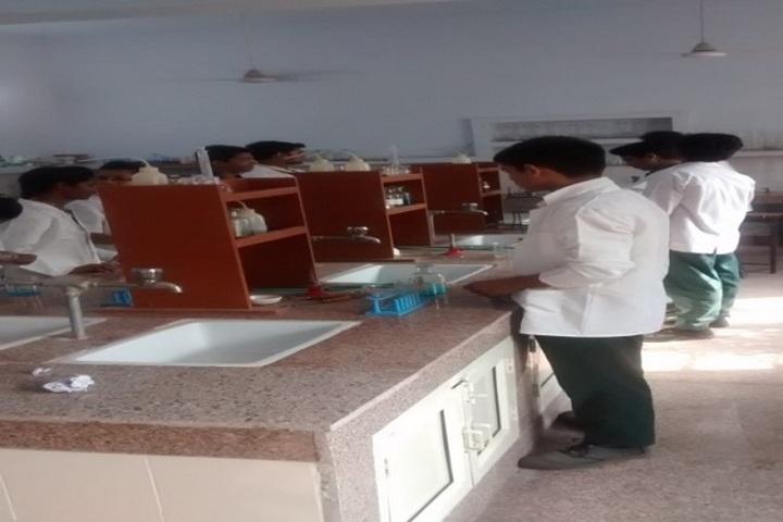 Indian National Public School-Lab