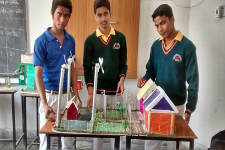 Indian National Public School-Science-Exhibition