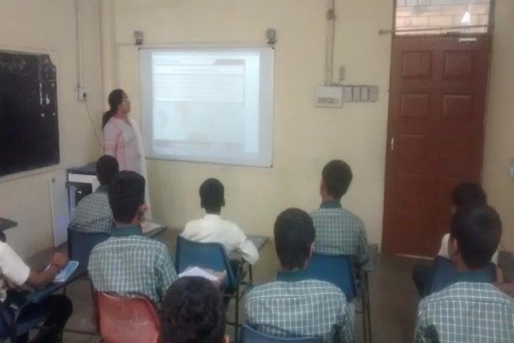 Indian National Public School-Smart-Classroom
