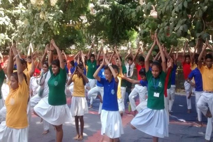 Indian National Public School-Yoga