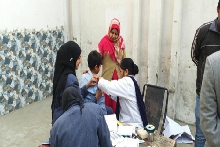 Indian Public School-Checkup