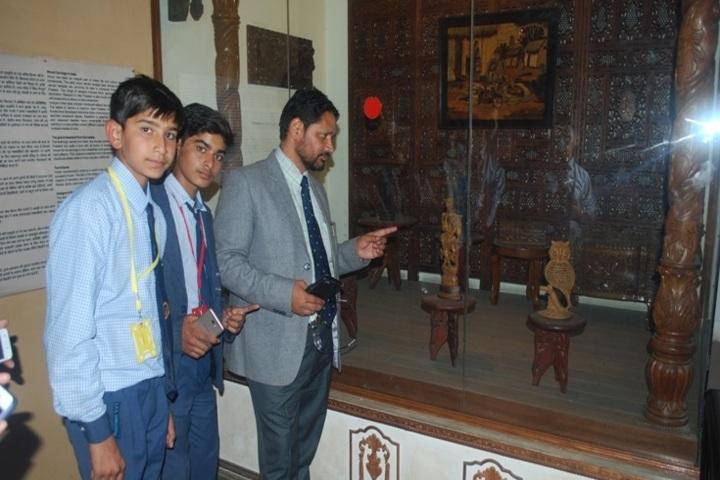 Indian Public School-Museam
