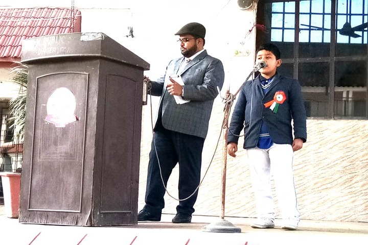 Indian Public School-Singing-Competition