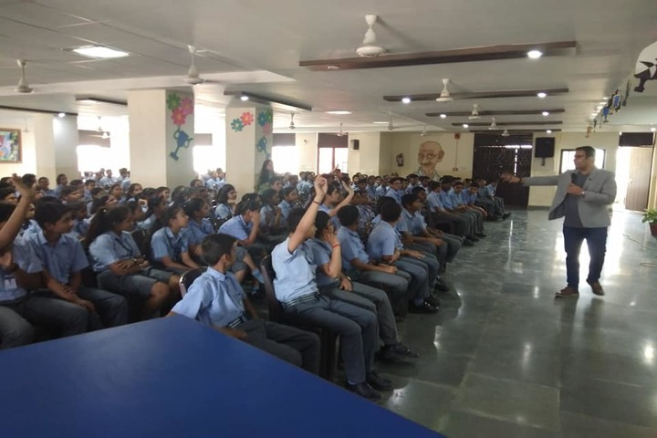 Indirapuram Public School-Auditorium
