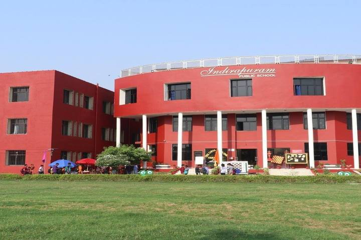 Indirapuram Public School-Campus-View