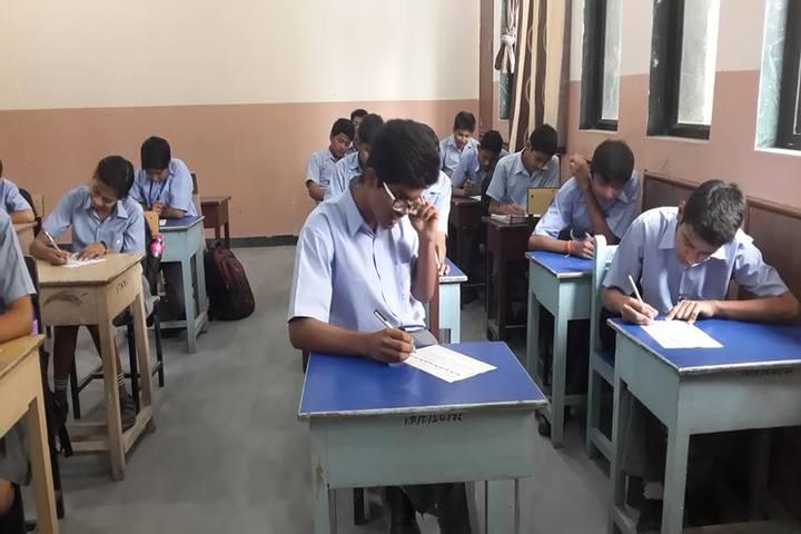 Indirapuram Public School-Classroom