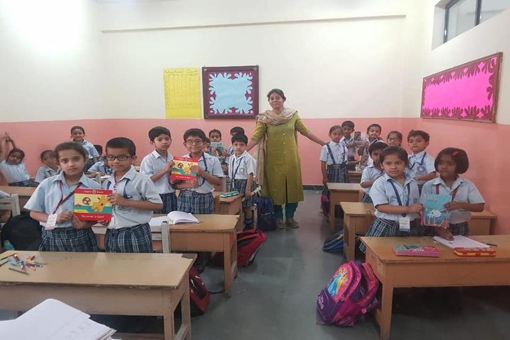 Indirapuram Public School-Class