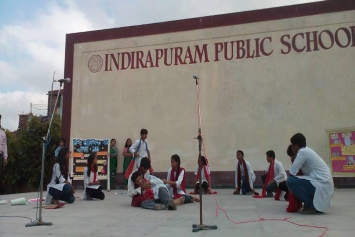 Indirapuram Public School-Skit