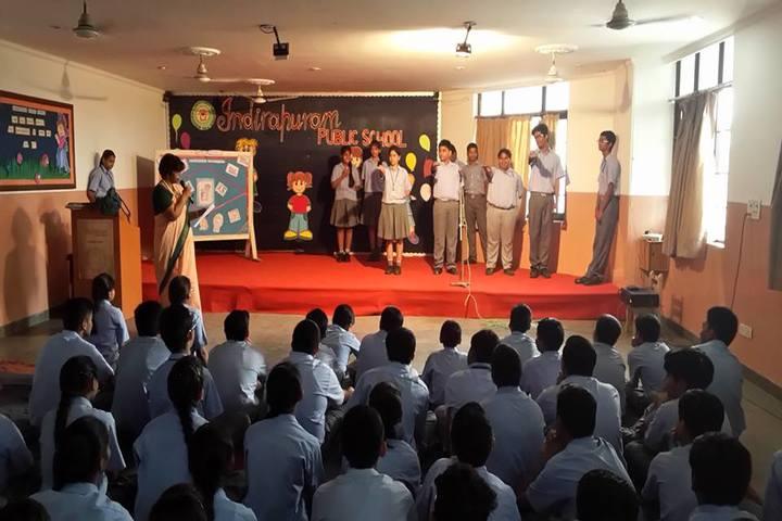 Indirapuram Public School-Seminar