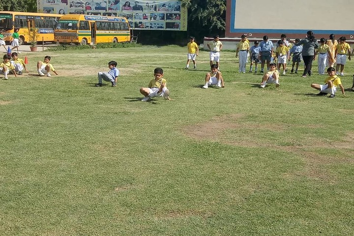 Indirapuram Public School-Play-Ground
