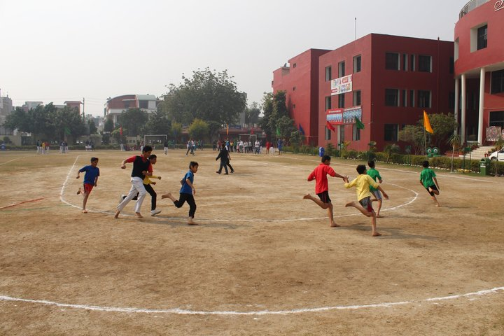 Indirapuram Public School-Sports