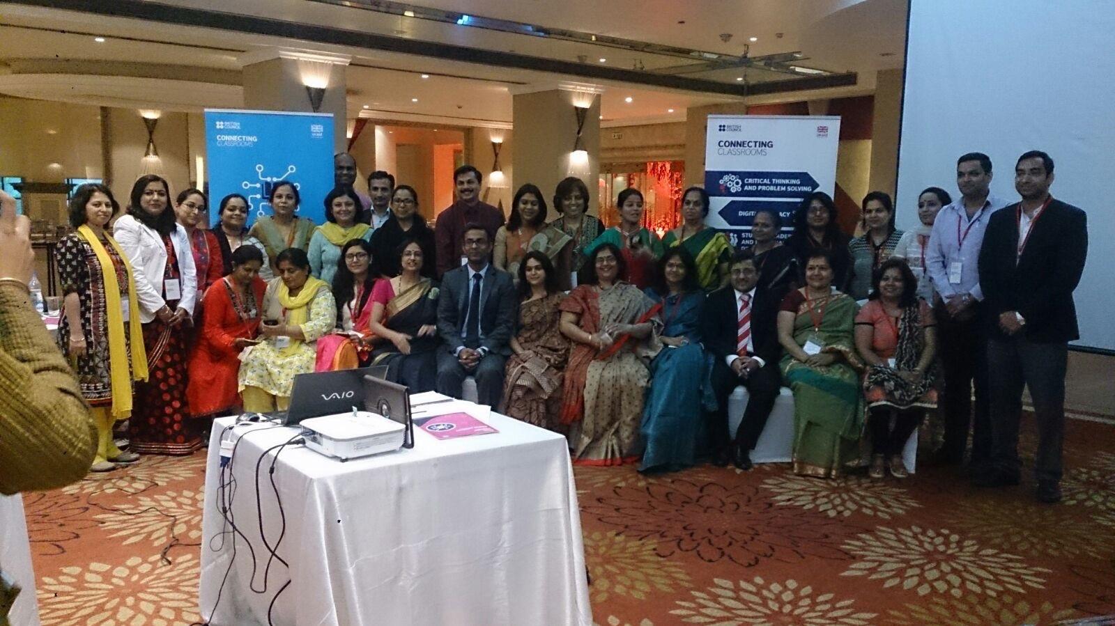 Indirapuram Public School-British Council