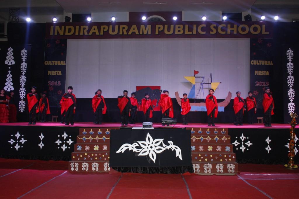 Indirapuram Public School-Cultural Fiesta