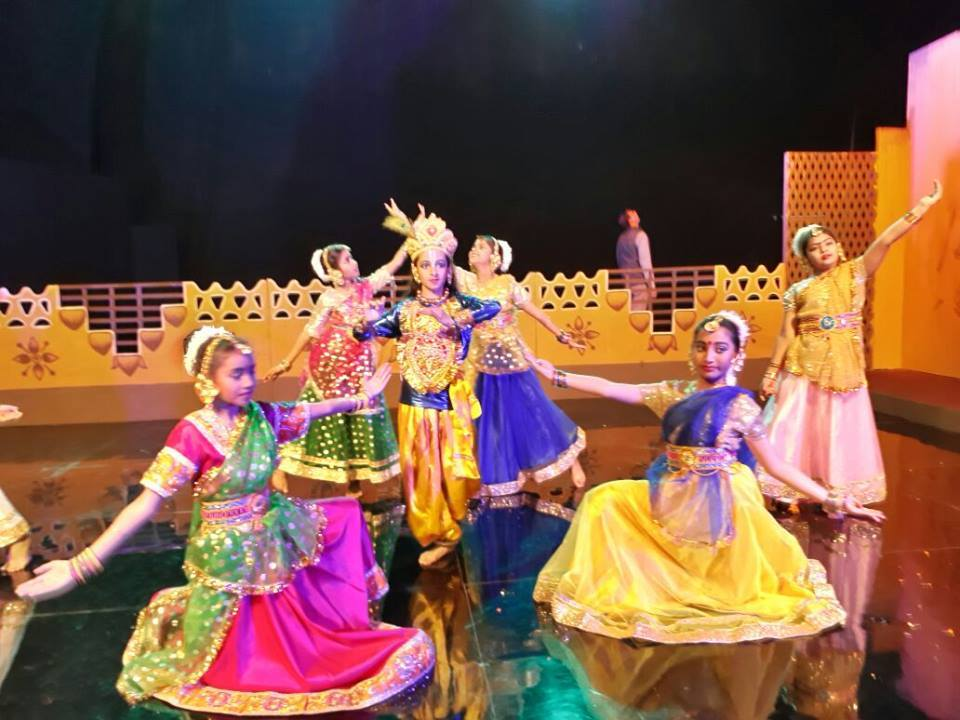 Indirapuram Public School-Dance Competition