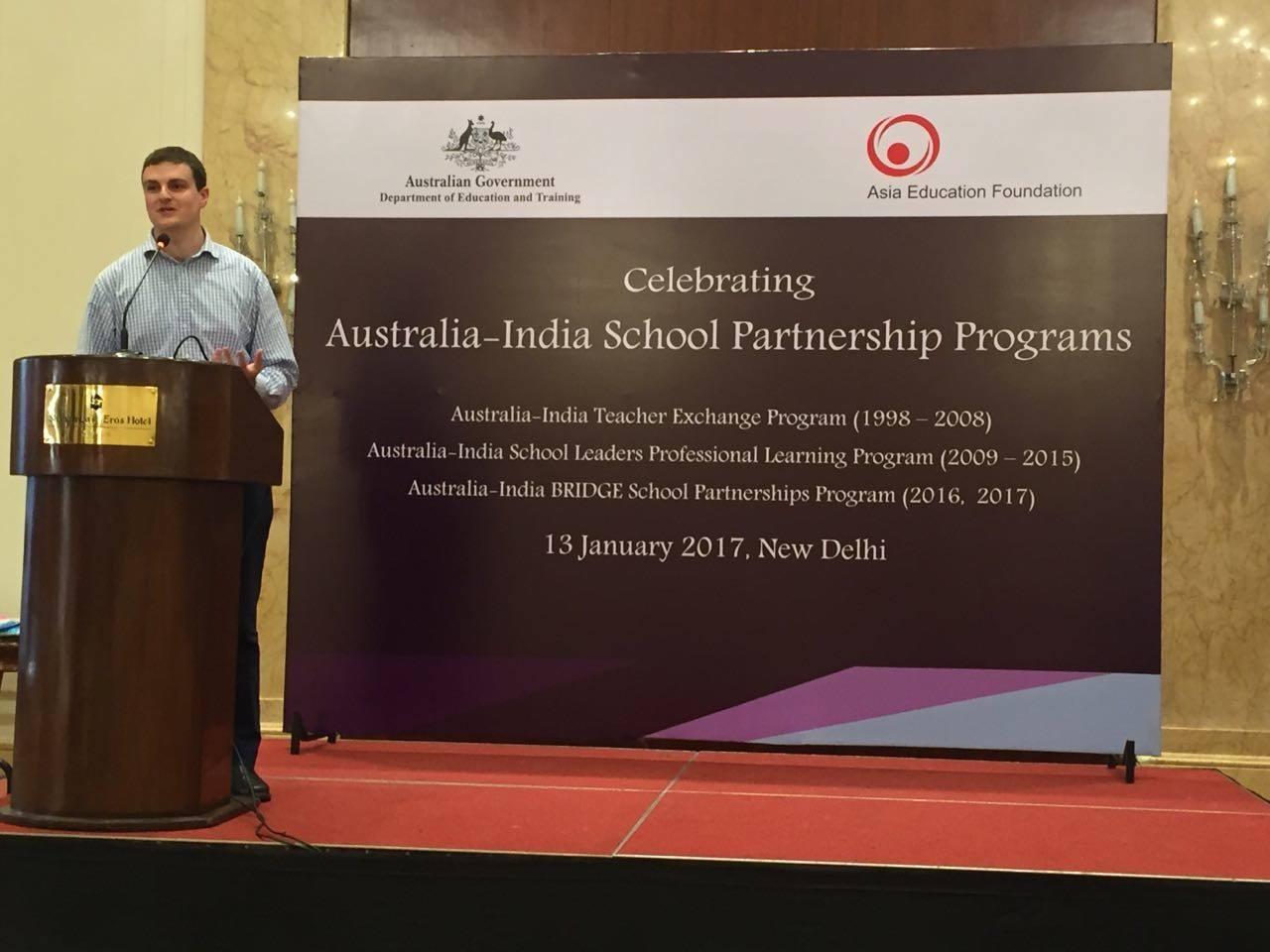 Indirapuram Public School-India School Partnership Program