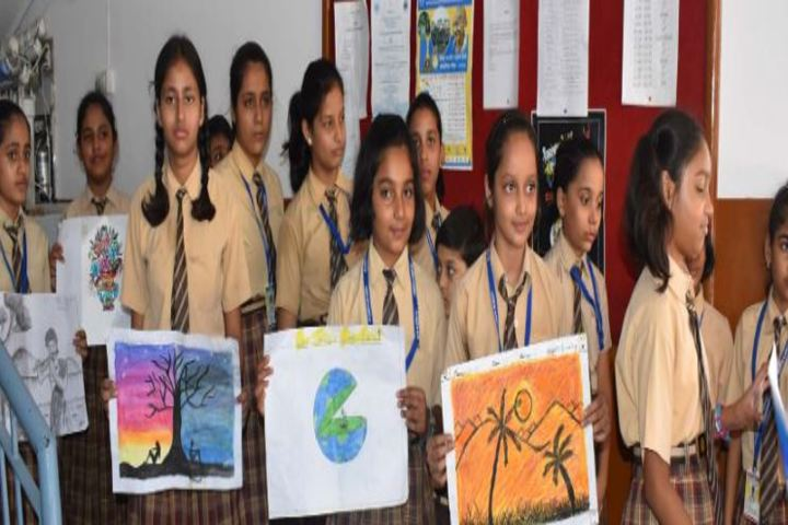 St Marys Academy-Drawing Competition