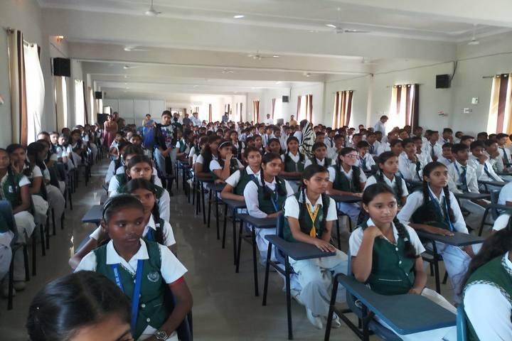 Indra Memorial Public School-Auditorium
