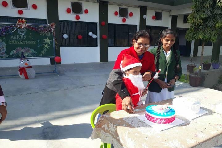 Indra Memorial Public School-Christmas-Celebration
