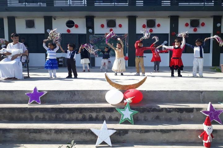 Indra Memorial Public School-Dance-Performance
