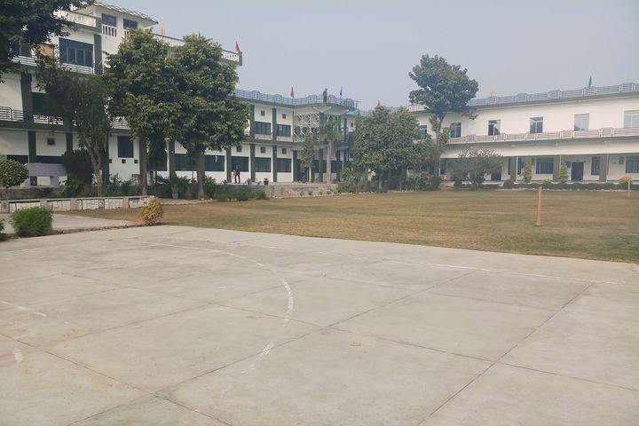 Indra Memorial Public School-Play-Ground