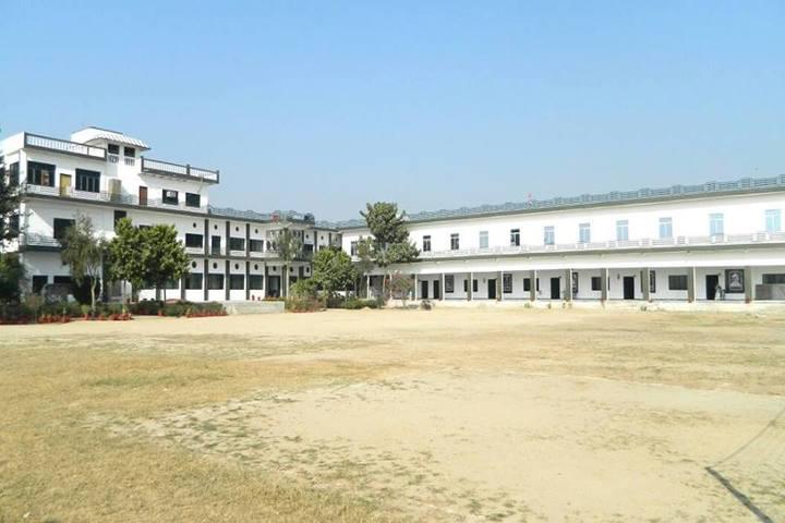 Indra Memorial Public School-School-Campus
