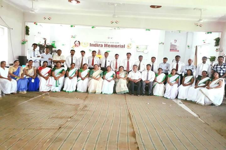 Indra Memorial Public School-Staff-Members