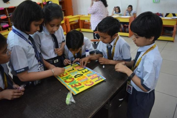 Indraprastha Global School-Activity