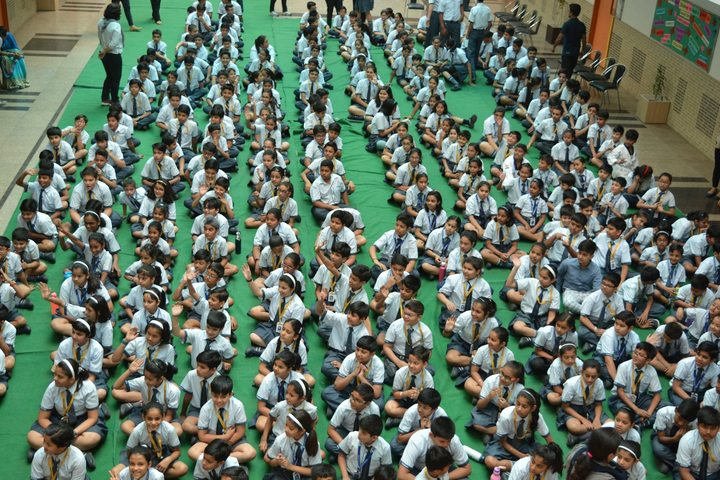 Indraprastha Global School-Assembly