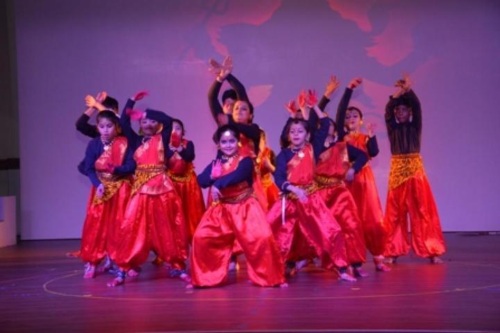 Indraprastha Global School-Dance-Performance