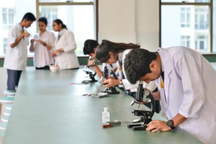 Indraprastha Global School-Lab1