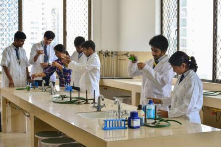 Indraprastha Global School-Lab2