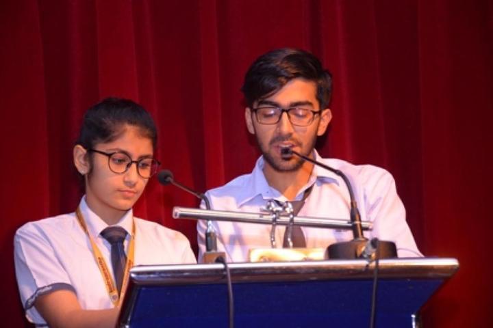 Indraprastha Global School-Orientation-Day