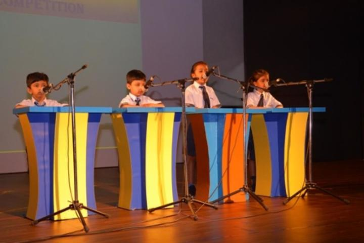 Indraprastha Global School-Orientation-Day1