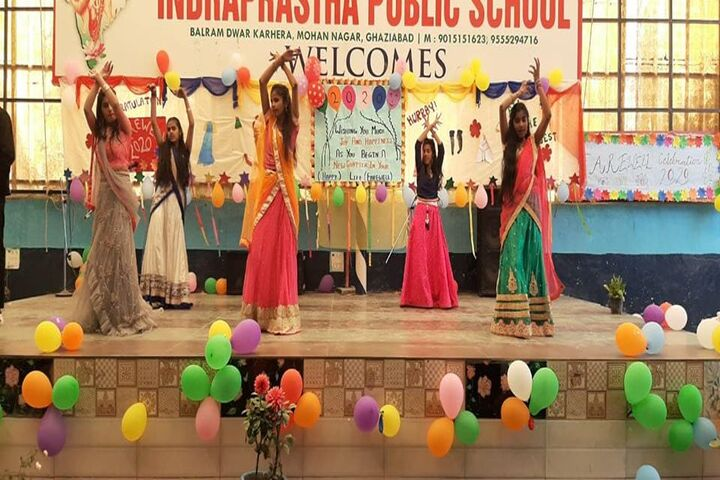 Indraprastha Public School-Dance