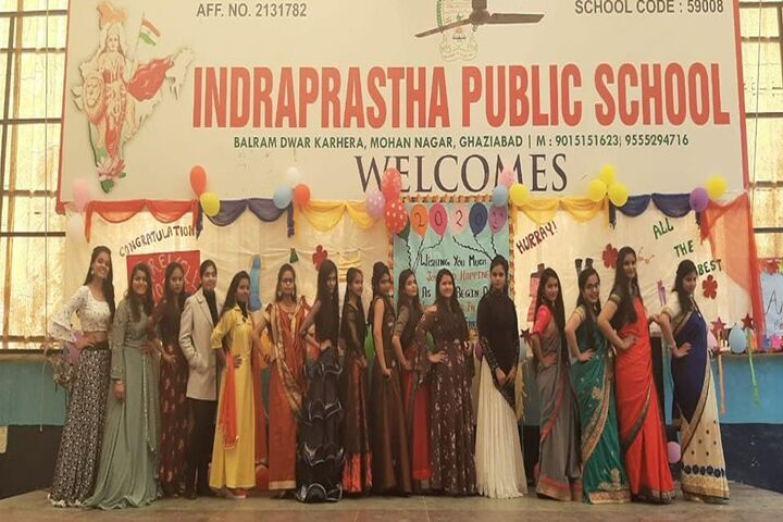 Indraprastha Public School-Farwell Celebration